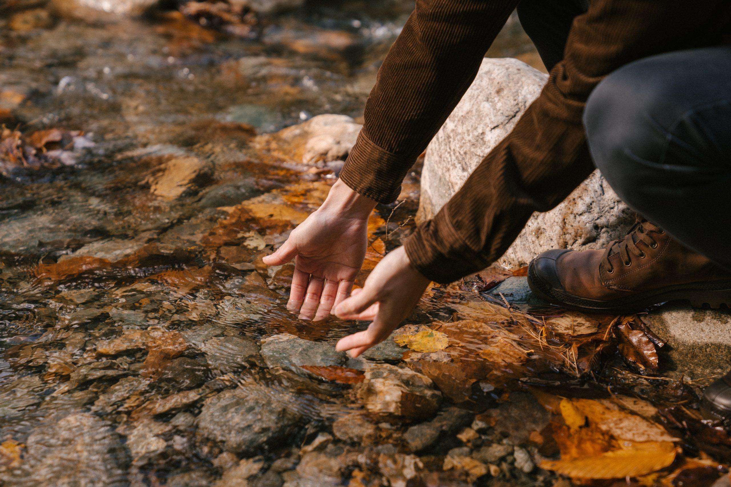 Água, o bem maior da humanidade