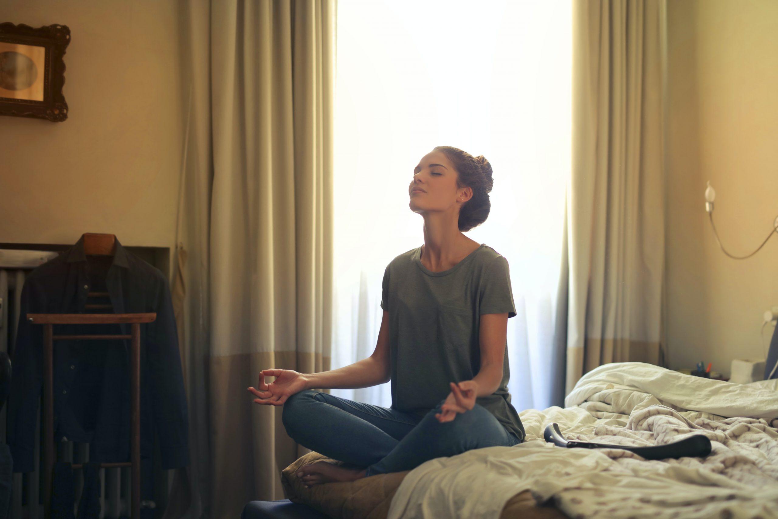 Como ter harmonia entre o corpo e a mente com a meditação