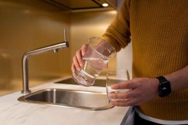 A importância da purificação da água para consumo